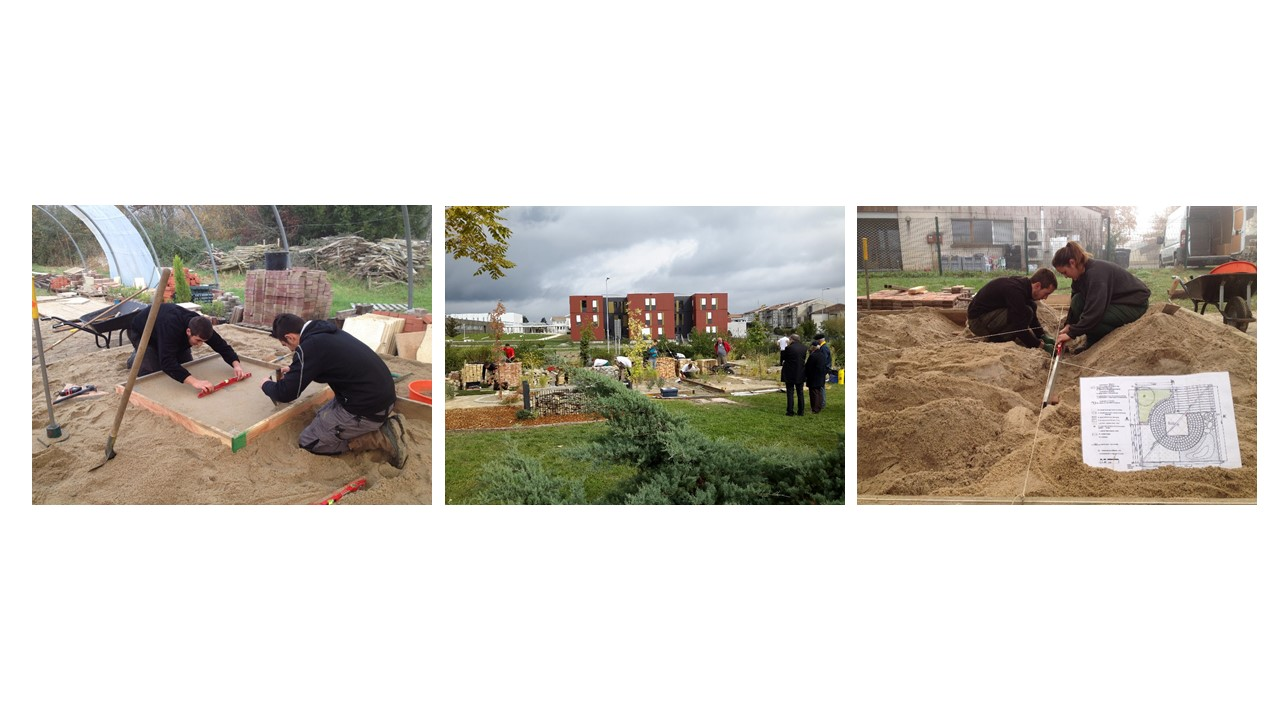 Apprentissage for Horticulture et paysage